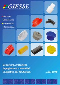 Catalogo Tappi in Plastica Giesse 2019