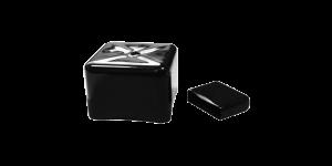 Cappucci quadrati e rettangolari