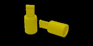 Cappucci in plastica per tubi idraulici